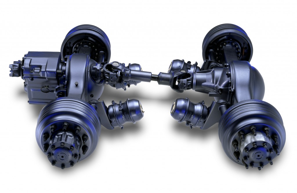 Fabco Drive Axles.